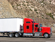 bigstock-Tractor-Trailer-Truck-on-a-Mou-1110349